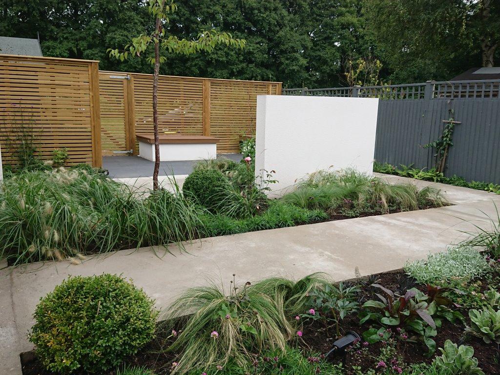 Modern Garden Design, Chartham, Kent, UK | Private | Mark ...