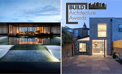 build architecture award Mark Lane Designs 'Most Innovative Garden & Landscape Design Company 2019'